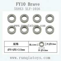 Feiyue fy-10 parts-Bearing 5X9X3 XLF-1016