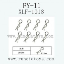 FeiYue FY-11 Car parts-R-Shape Lock Catch XLF-1018