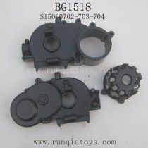 Subotech BG1518 Parts-Rear Gearbox