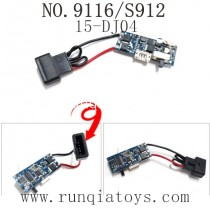 XINLEHONG TOYS 9116 Parts-Receiving Plate