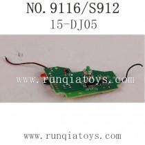 XINLEHONG TOYS 9116 Parts-2.4G Transmitter Plate
