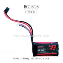 SUBOTECH BG1515 Car Parts-7.4V Battery