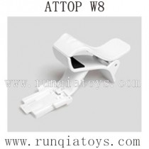 ATTOP W8 1080P GPS Parts-Phone Fixing Frame