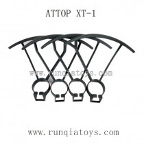ATTOP XT-1 Drone Parts-Propellers Guards