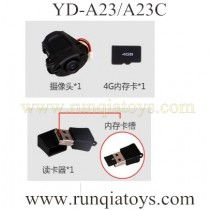Attop YD-A23 A23C drone HD Camera