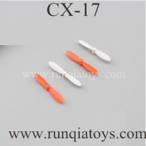Cheerson CX-17 Drone Propellers