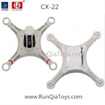 cxhobby cx-22 quadcopter body shell