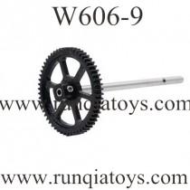 HUAJUN W606-9 Quadcopter Big Gear