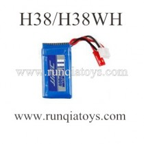 JJRC H38WH quadcopter battery