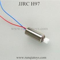 JJRC H97 RC Drone Motor Blue
