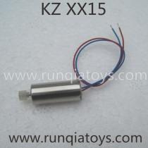 KZ XX15 drone Motor blue wire