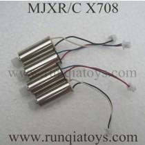 MJX X708 Quadcopter Motor