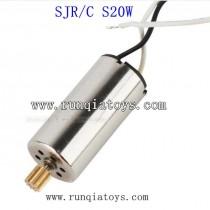 SJRC S20W WIFI FPV Drone Motor Black