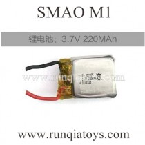 SMAO RC M1 Drone 3.7V Battery