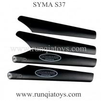 SYMA S37 Blades