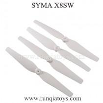 SYMA X8SW Drone Main Blades