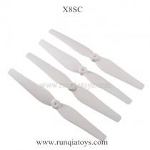 SYMA X8SC Parts-Blades