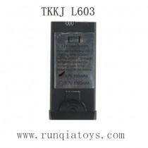 TKKJ L603 Drone Parts 3.7V Battery
