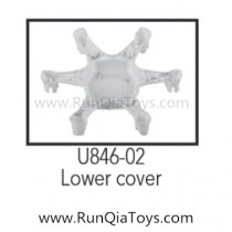 UDIRC u846 lower cover
