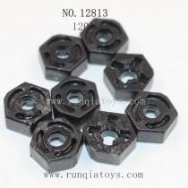 HBX 12813 survivor MT parts Wheel Hex 12010