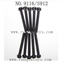 XINLEHONG TOYS 9116 Parts-Round Headed Screw 15-LS12