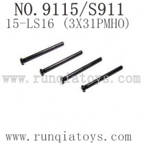 XINLEHONG Toys 9115 parts-Round Headed Screw 15-LS16