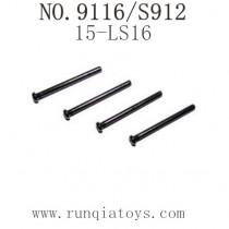 XINLEHONG TOYS 9116 Parts-Screw 15-LS16