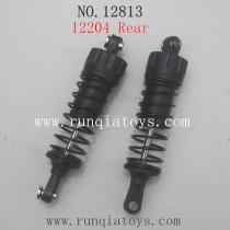 HBX 12813 survivor MT parts-Rear Shock Absorbers 12204