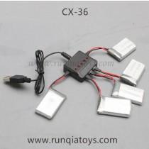 Cheerson CX-36 battery