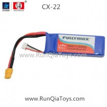 cxhobby cx-22 quadcopter battery