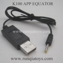 Kai Deng K100 Drone USB Charger