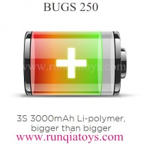 MJXRC BUGS 250 Drone Battery
