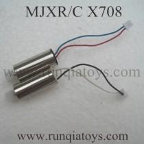 MJX X708 Quadcopter Motor ab