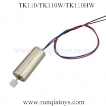 Skytech TK110 Parts-Motor red wire