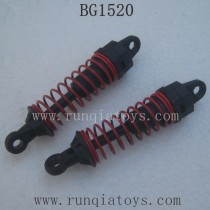 SUBOTECH BG1520 Parts-Shock Kits
