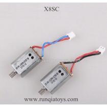 SYMA X8SC Parts-Motors