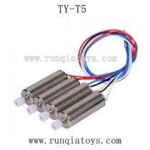 TYH Model TY-T5 Parts-Motors