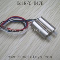 UDI U47B NOVA Parts Motor
