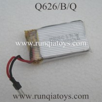 WLToys Q626 Drone parts-Battery