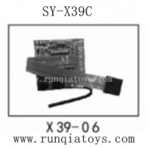 Song Yang Toys X39 Parts WIFI Board X39-06