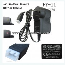 FeiYue FY-11 Car parts-Charger FY-CHA01 US Plug