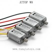 ATTOP W8 1080P GPS Parts-Motor