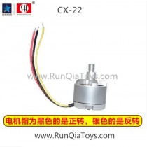 cxhobby cx-22 quadcopter reversion motor
