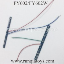 FAYEE FY602 Drone LED light