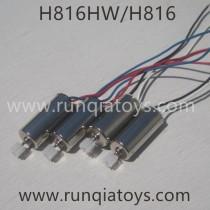 Helicute H816 H816H Quadcopter Motor