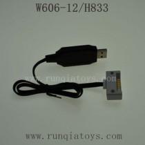 HUAJUN W606-12 H833 Parts-Charger
