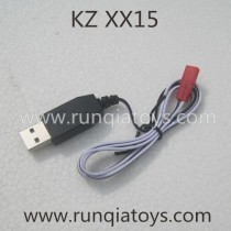 KZ XX15 drone USB Charger