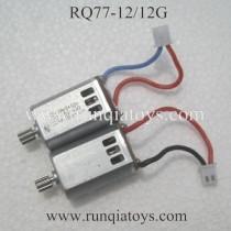 RunQia RQ77-12 drone Motor AB