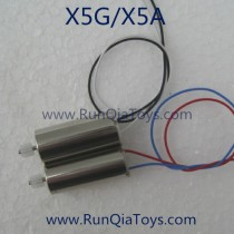 runqia X5g stunt king quadcopter motor kit