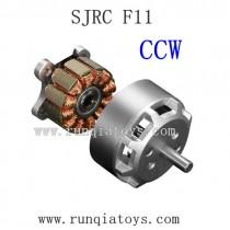 SJRC F11 Parts-CCW Motor